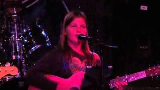 Nikki (11) is playing 'I Got No Roots' (Amy MacDonald)