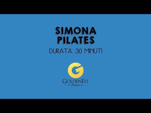 Pilates con Simona