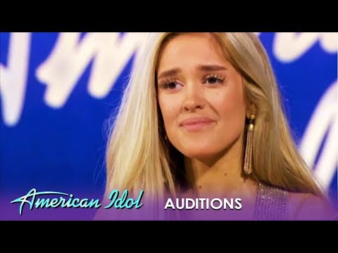 Laci Kaye Booth: Country Girl's STUNNING Audition Wows The Judges! | American Idol 2019