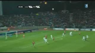 Eden Hazard show Vs Lyon