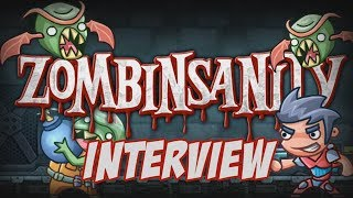 Miniclip interview Zombinsanity developer Jay Armstrong
