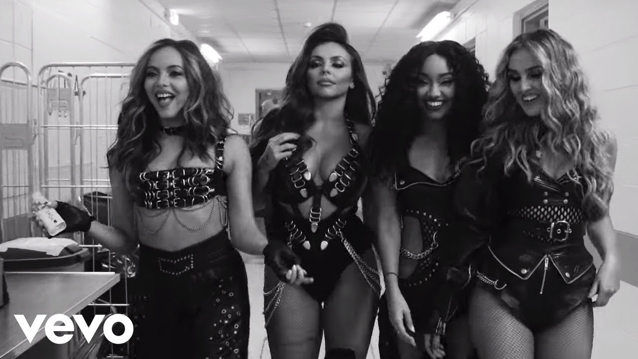 Little Mix - Nothing Else Matters (Glory Days Tour) - YouTube