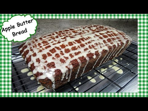 How to Make Amish Apple Butter Bread Recipe
