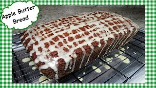 Amish Apple Butter Bread Recipe ~ How to Make Apple Butter Bread Recipes