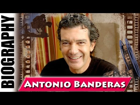 Spain S Most Famous Face Antonio Banderas Biography And