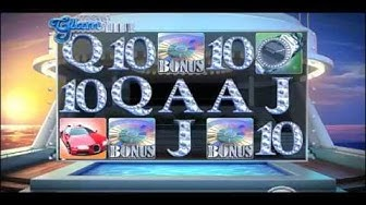 MEGA GLAM LIFE +MEGA WIN! +BONUS! online free slot SLOTSCOCKTAIL betsoft
