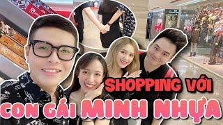 Xoài VLOG | Đi Shopping với con gái Minh Nhựa Joyce Phạm!