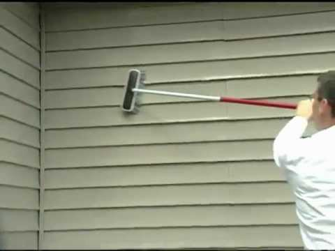 Do It Yourself Cleaning Vinyl Siding Youtube