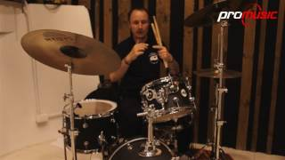 Reseña Design Mini Pro dw drums por Camilo Torres