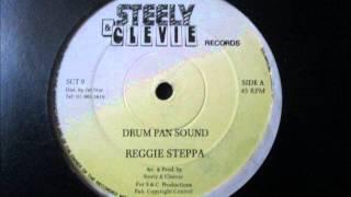 "Reggie Steppa  - Drum Pan sound.  (Classic 12"" Reggae)"