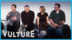 The Cast of Mindhunter In Conversation