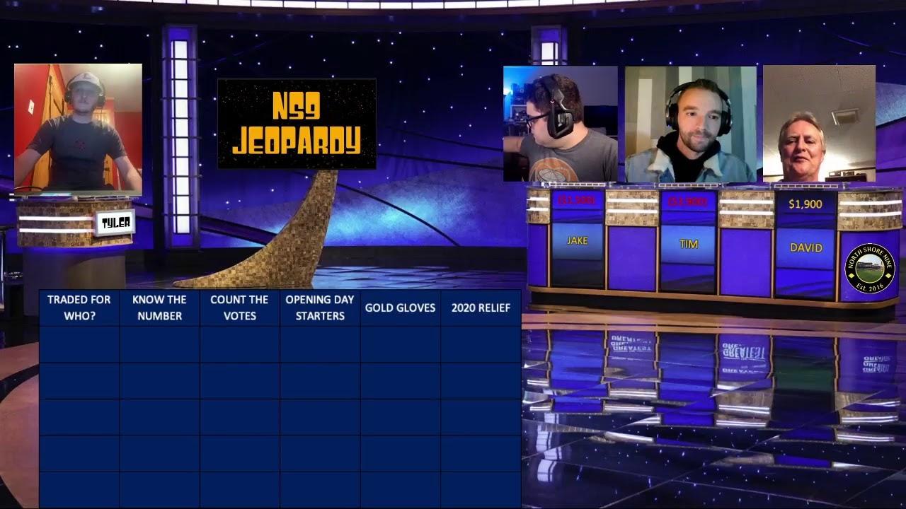 NS9 Jeopardy