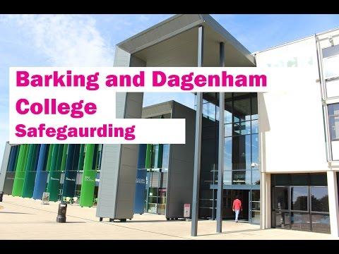 Barking and Dagenham college safeguarding