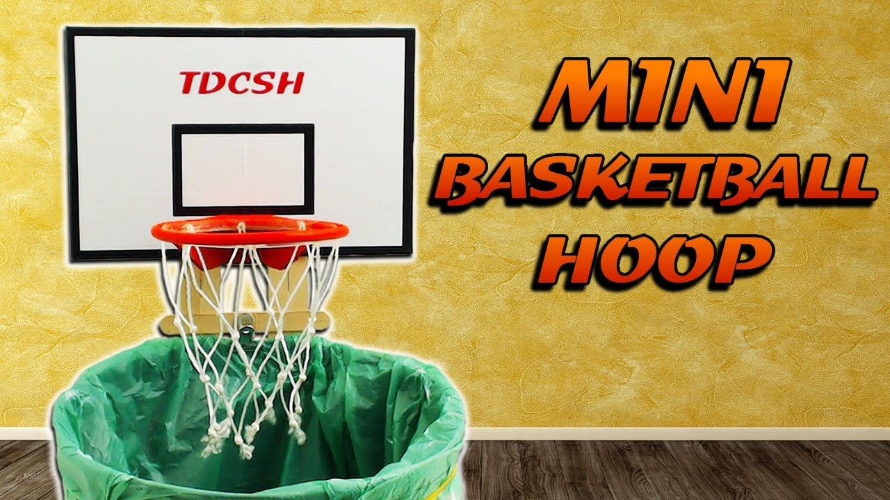 MINI BASKETBALL HOOP   OFFICE TOY