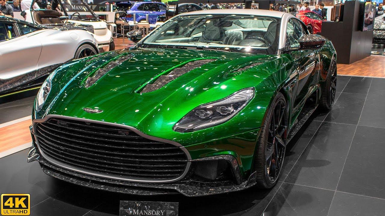 Mansory Cyrus Aston Martin Db11 Geneva Motor Show 2018 4k Youtube