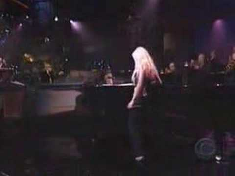Merry Christmas Baby On Letterman