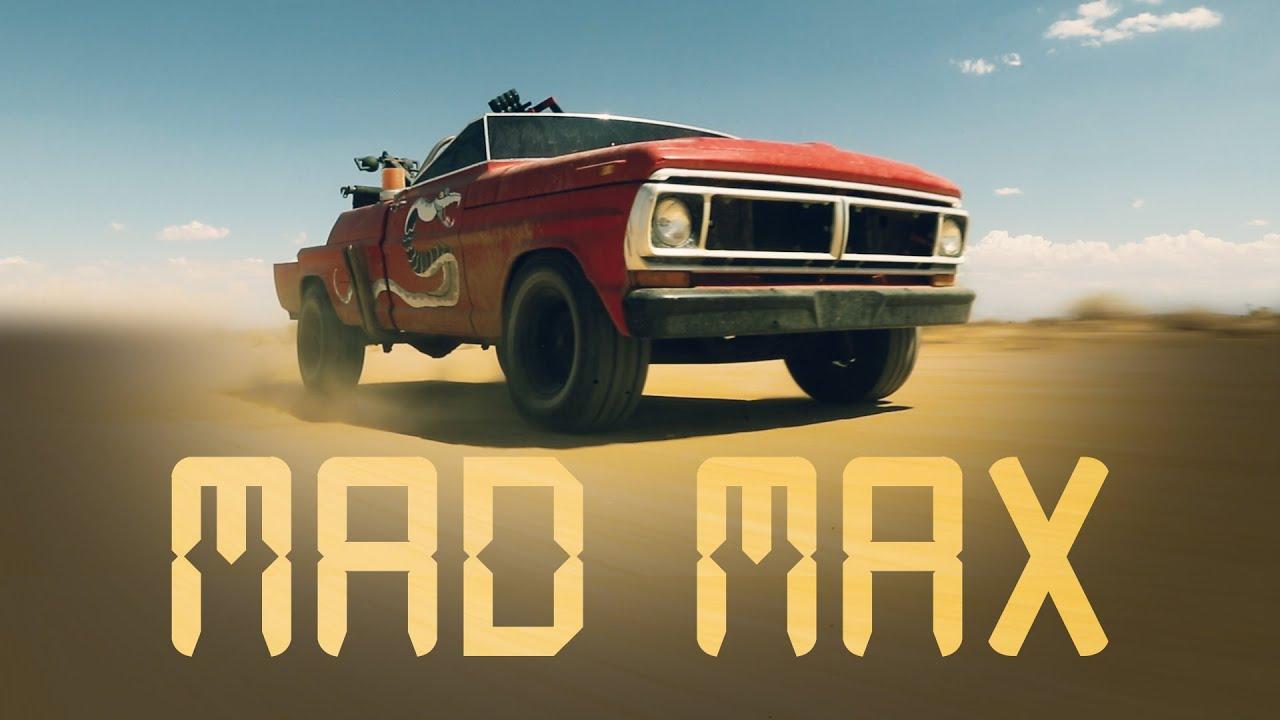 Carros para o fim do mundo/ Apocalypse cars - MAD MAX