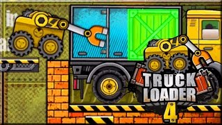 Truck Loader 4 Game Walkthrough (All Levels)