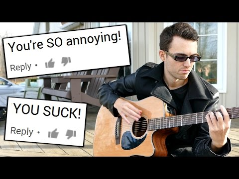 Song Written By Negative Comments