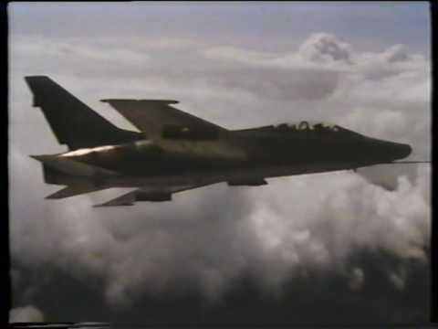 F-100 Super Sabre RDAF