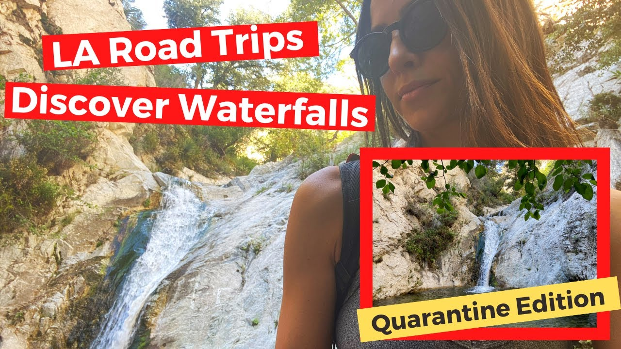 California Waterfalls, Hike to the BEST WATERFALL in Los Angeles - Switzer Falls 7 Things to Know
