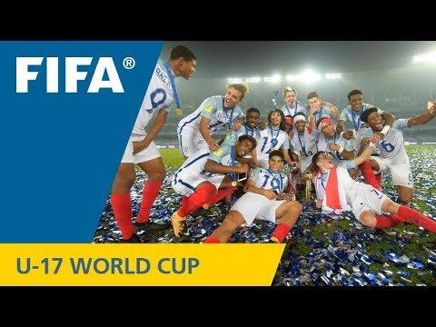 England: U-17 World Champions