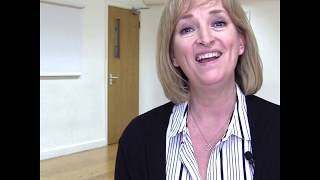 Training With The Professionals- Alison Pollard