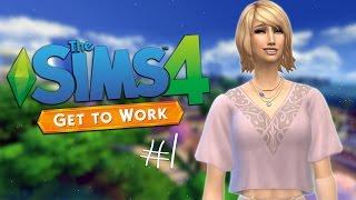 دعونا اللعب: Les Sims 4 Au Travail | (Ep 1) - إنشاء-A-Sim