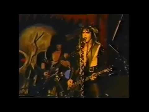 W.A.S.P. - Cries In The Night (1985 Video)