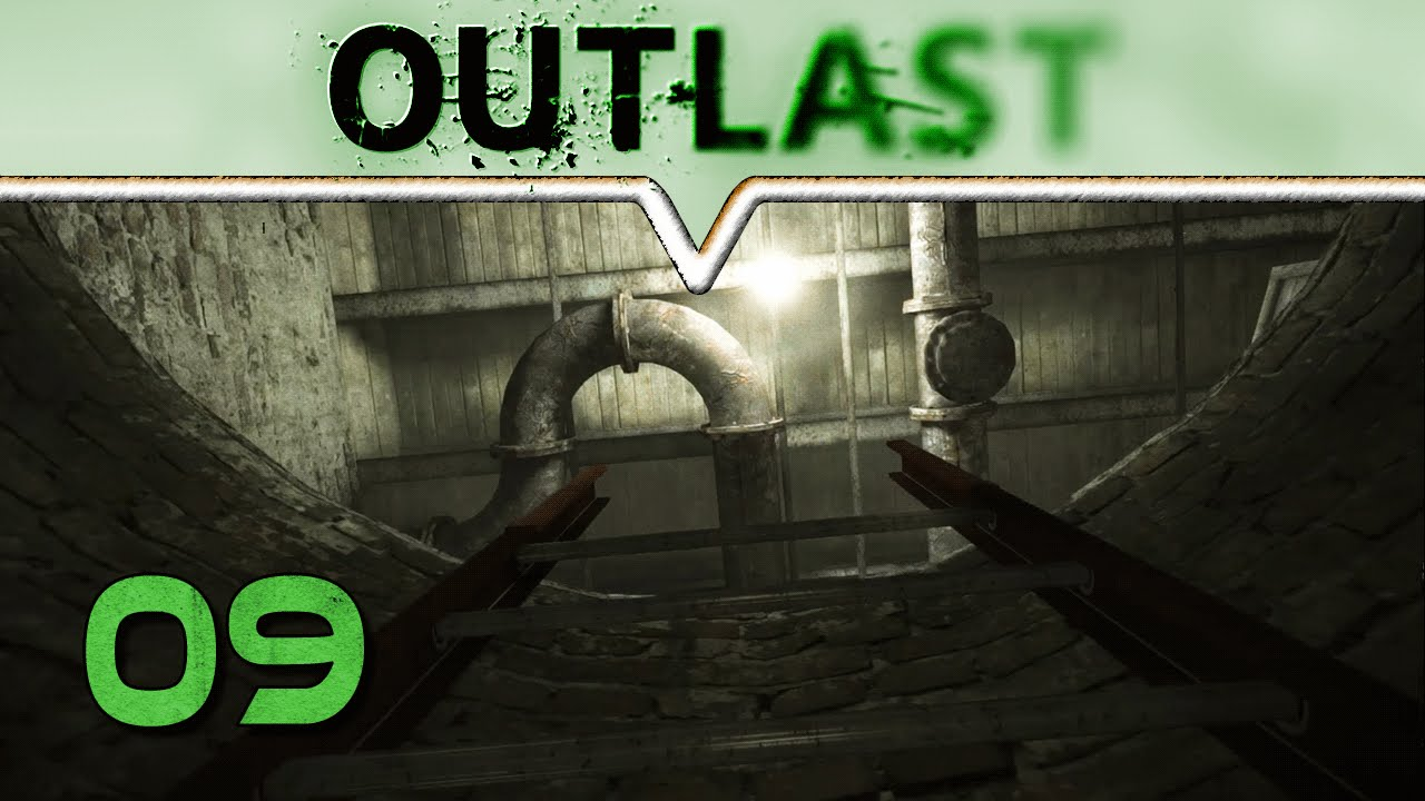 Outlast 09 Der Lange Weg Ins Licht German Gameplay Lets Play