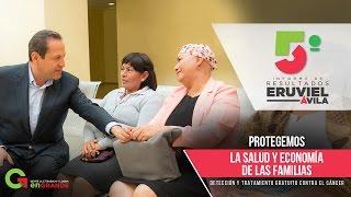 Protegemos la salud y economía de las familias. Spot Quinto Informe de Eruviel Ávila.