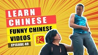The One With The BEGGAR  | Learn Chinese Through Funny Comedy Videos – EP40