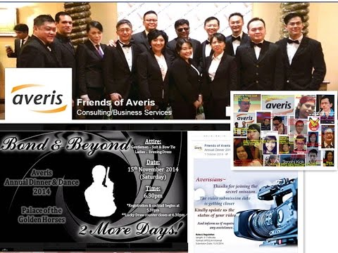 Averis Sdn Bhd-Add Friends Issue & Message to Averis 21May2015