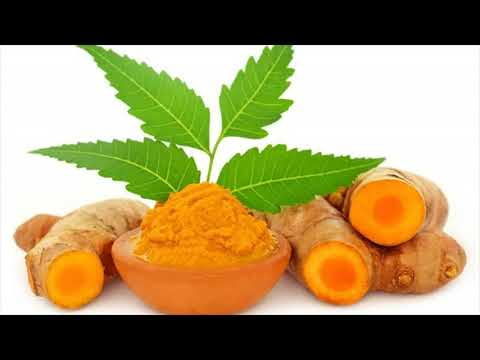 Neem Leaves And Turmeric For Acne- How To Use