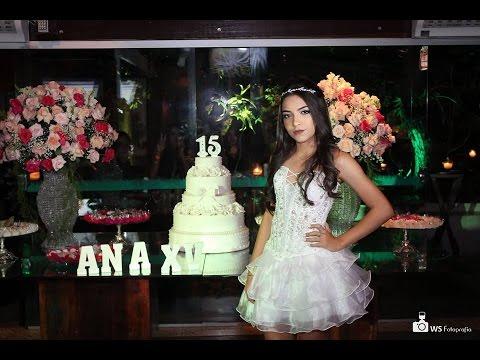 Minha Festa de 15 Anos (Clipe) | Ana Laura Lopes
