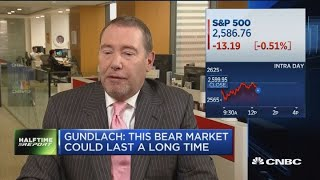 Doubleline's Gundlach: Government dysfunction is negative for world economy