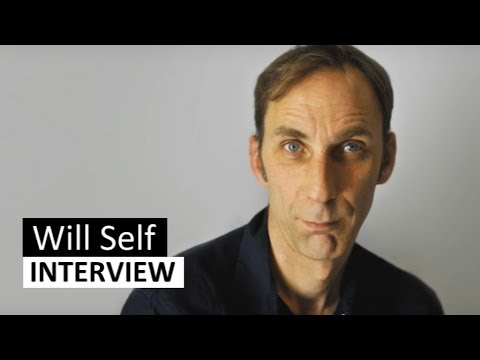 Will Self interview (1998)