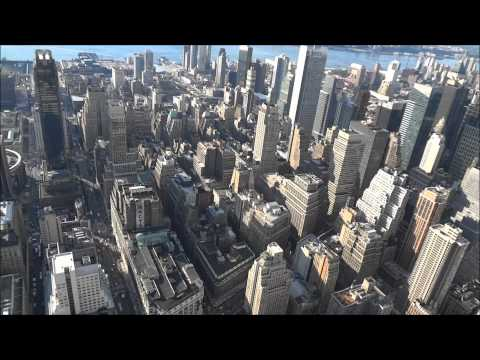 Top of the Empire State Building (1080p full HD)
