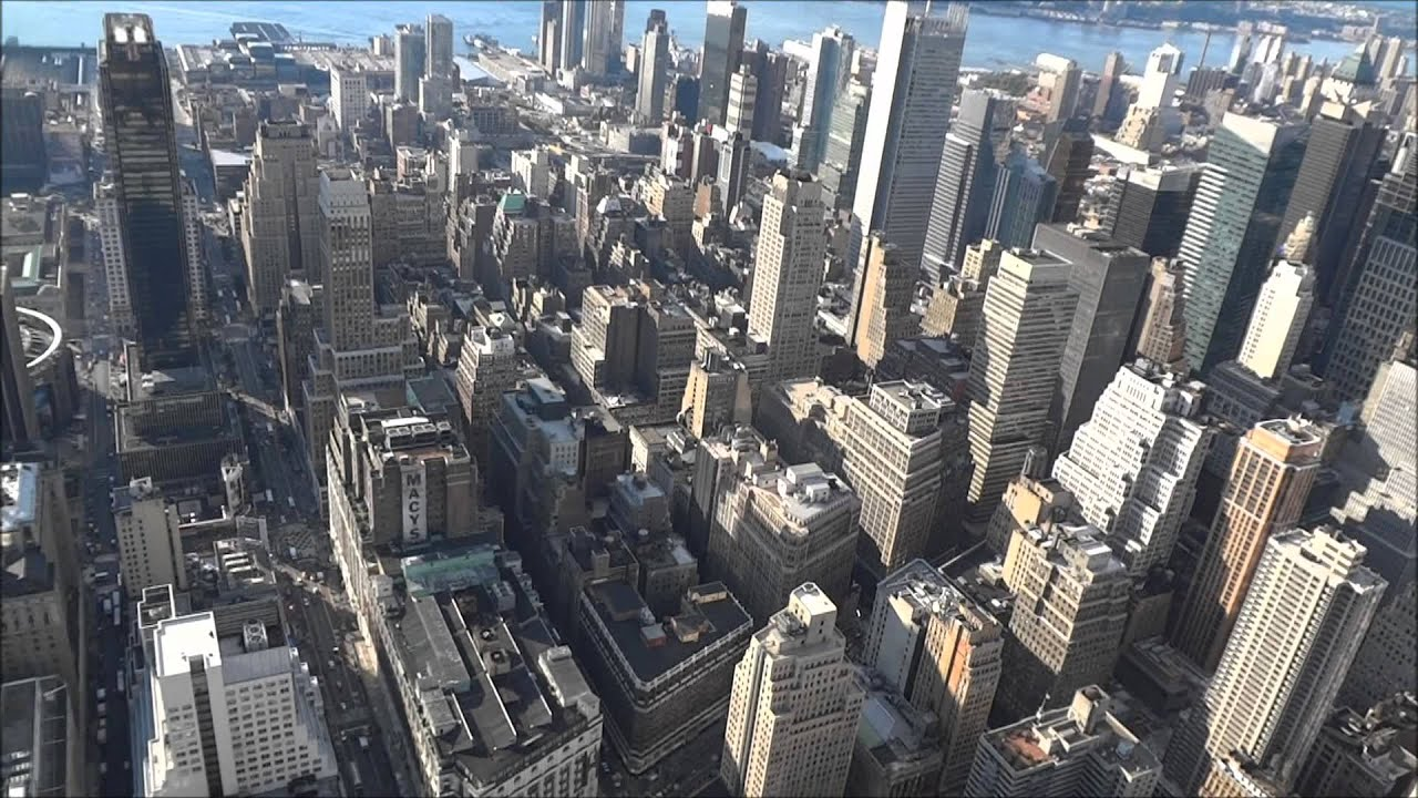 Top of the empire state building 1080p full hd youtube for Best builder construction