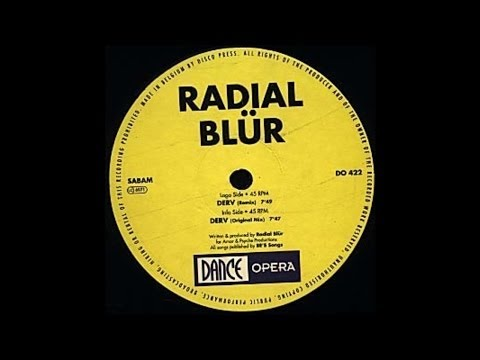 Radial Blur - Derv (Remix) (Acid Techno 1995)