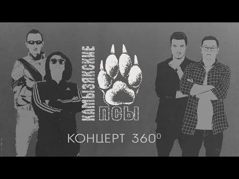 Камызякские Псы - Концерт 360 (VR Видео 360 градусов)
