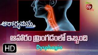dysphagia fogyni)