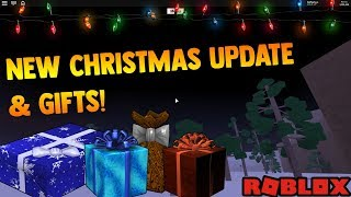 New LT2 CHRISTMAS UPDATES! (New gifts) Roblox