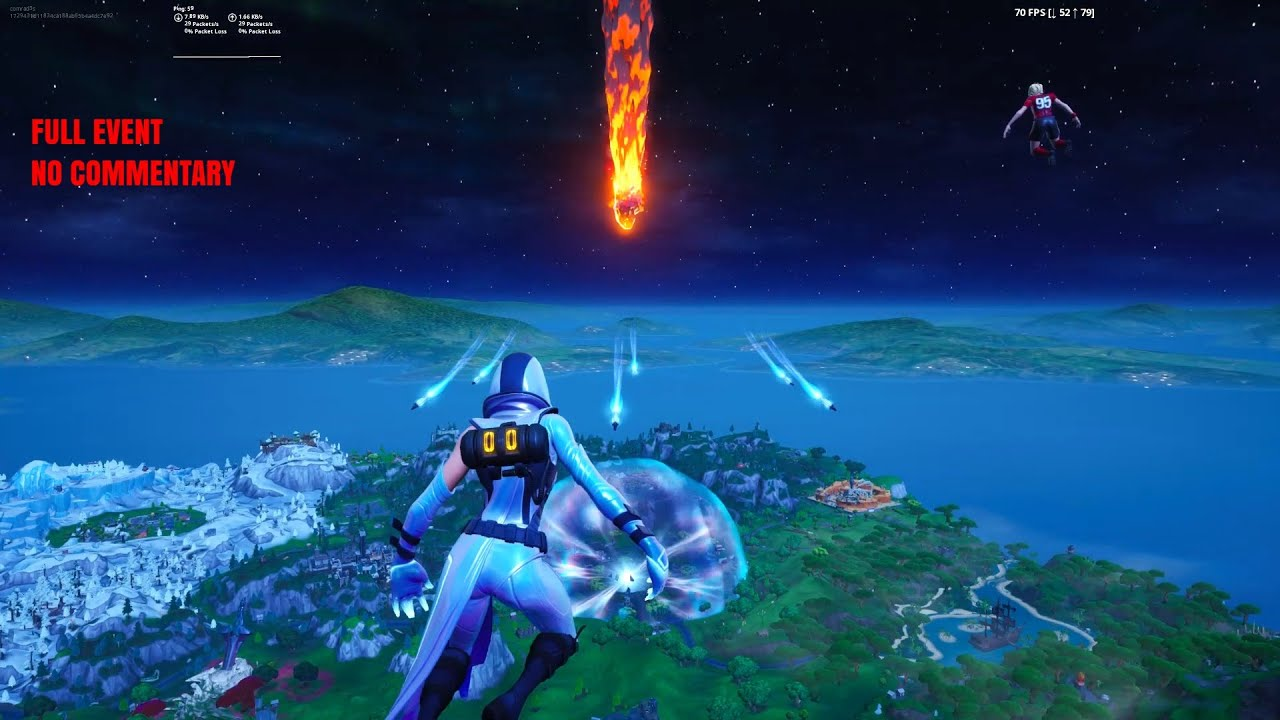 The End is Near Full Event [NO COMMENTARY] - Fortnite ...