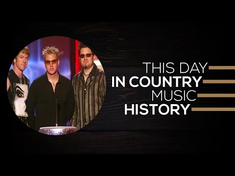 Rascal Flatts, George Strait, Vern Gosdin   This Day In Country Music History