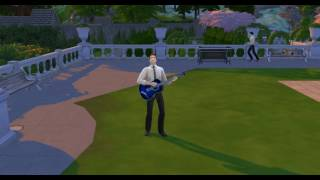 The Sims 4 Guitar Piper, Song of Sophistication