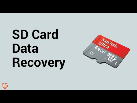 How to Recover Deleted Files from SD Card 2020