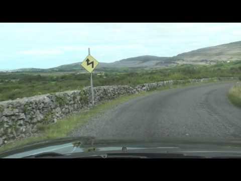 West ireland roadtrip