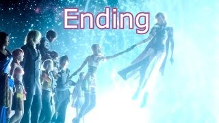 ϟLightningϟ Returns: Final Fantasy XIII - Ending Cutscenes - Full 1080p HD {English with Subtitles}