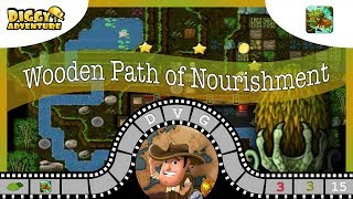 [~Dragon of Wood~] #15 Wooden Path of Nourishment - Diggy